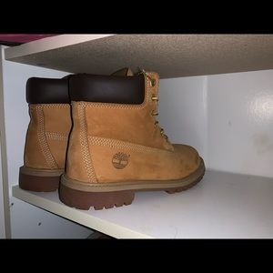 Chestnut 6in Timberlands